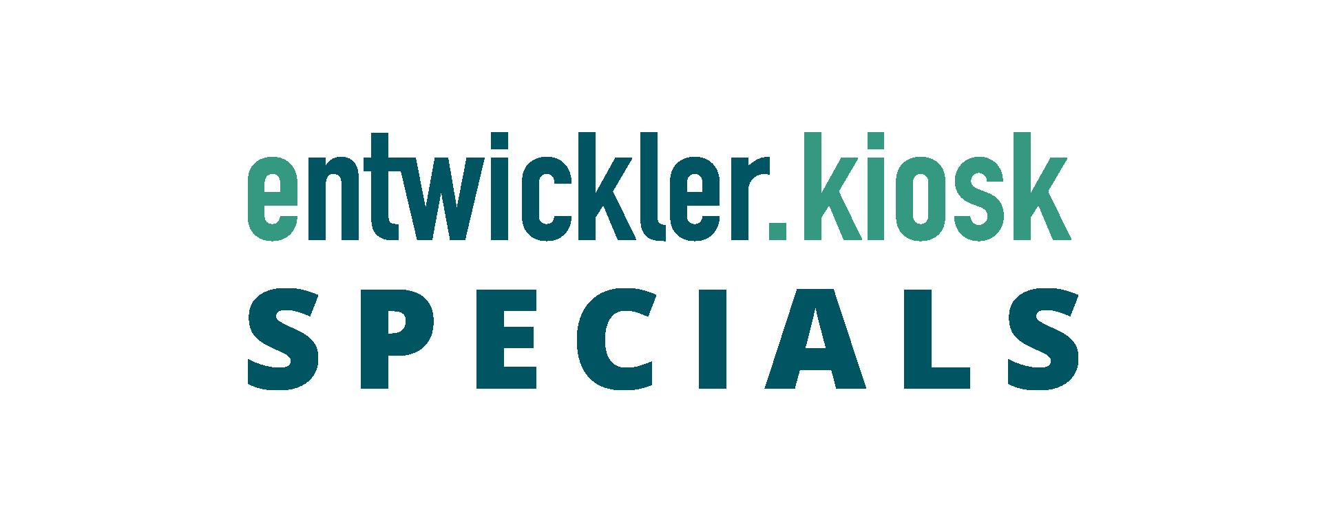 Kiosk Specials